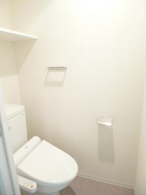 【トイレ】スカイコートパレス芝浦