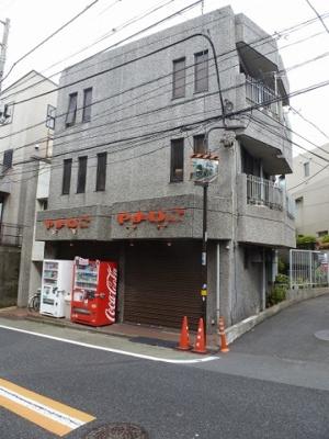 【外観】菱山ビル