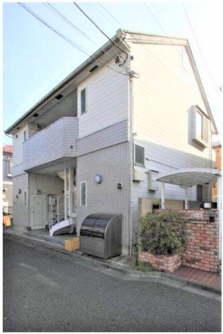 【外観】世田谷区北烏山7丁目の一棟売りアパート