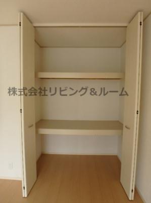 【収納】グランシャリオ・D棟