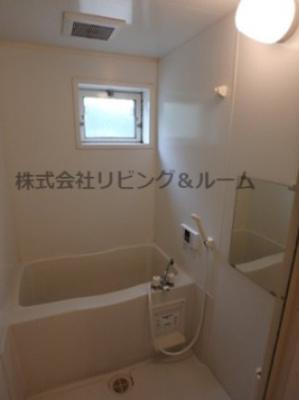 【浴室】グランシャリオ・D棟