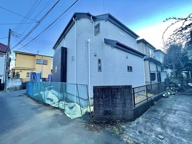 【外観】国分寺市泉町1丁目 新築戸建 1号棟
