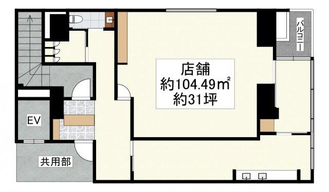 鶴見5丁目貸店舗
