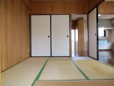 【和室】シャトーハイツ