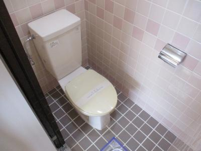 【トイレ】シャトーハイツ
