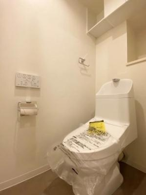 エンゼルハイム下丸子第二のトイレです。