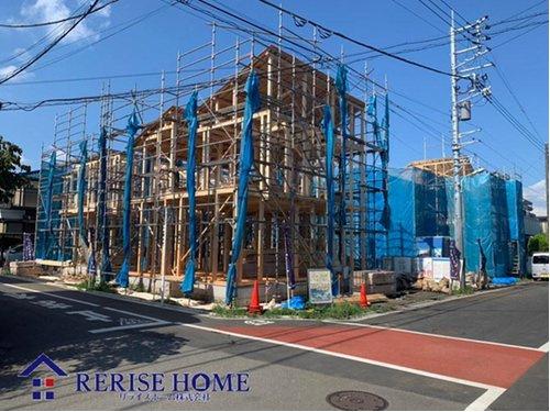【外観】国分寺市戸倉3丁目 新築戸建 全5棟 4号棟