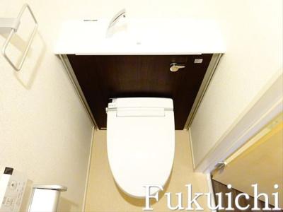 【トイレ】ストーンリバー