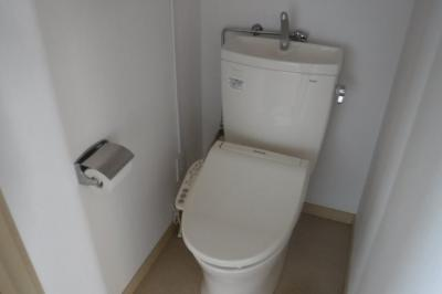 【トイレ】ホワイトハウス