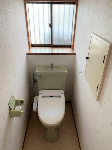 1階のみにトイレがあります。