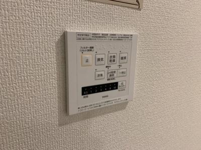 【設備】グレイスコート甲南山手