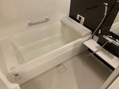 【浴室】グレイスコート甲南山手