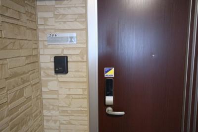 【玄関】ベアハウス