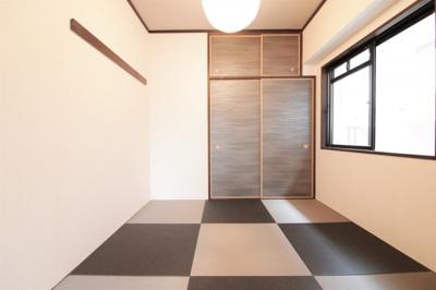 【和室】ファミール深江橋アーバンステージ