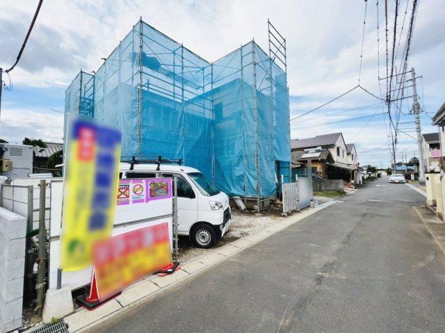【前面道路含む現地写真】野田市桜台1期