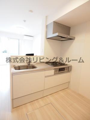 【キッチン】コンフォートⅢ A棟