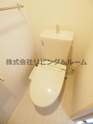 【トイレ】コンフォートⅢ A棟