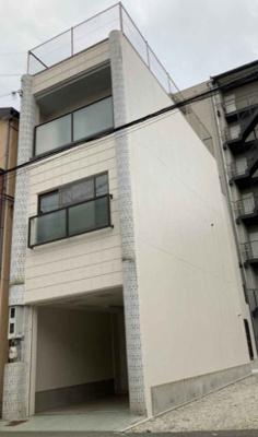 【外観】東大阪市足代北2丁目 中古戸建