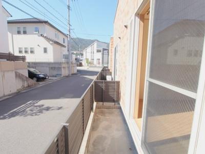 【庭】シャレーミヤモトC