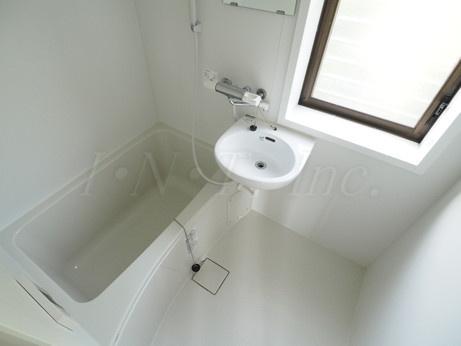 【浴室】コーポ陽迎