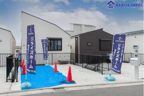 【外観】府中市清水が丘2丁目 新築戸建 全10棟 D号棟