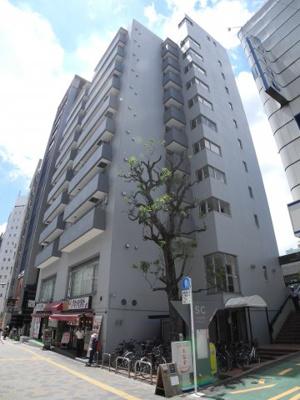 【外観】新宿セントラルハイツ