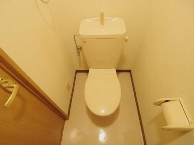 【トイレ】クレール長楽寺