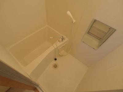 【浴室】クレール長楽寺