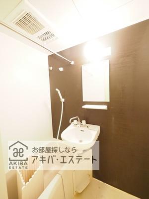 【浴室】クラーク葛飾