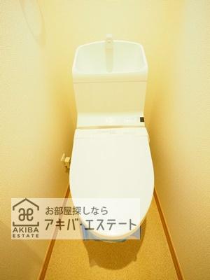 【トイレ】クラーク葛飾