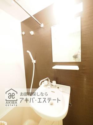 【洗面所】クラーク葛飾
