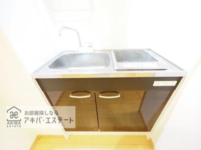 【キッチン】クラーク葛飾