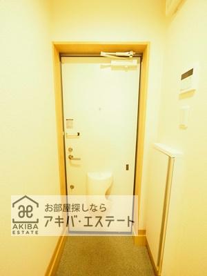 【玄関】クラーク葛飾