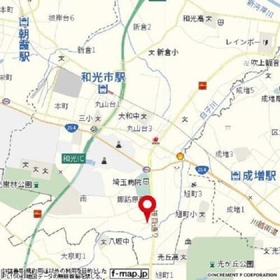 【地図】クリソベール本丸