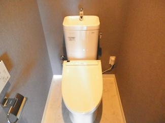 【トイレ】幕張ファミールハイツ2号棟~イオンハウジングの不動産仲介~