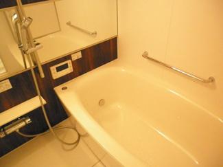 【浴室】幕張ファミールハイツ2号棟~イオンハウジングの不動産仲介~