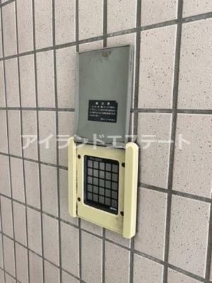 【セキュリティ】シャンテ三宿 ペット相談可 バストイレ別 室内洗濯機置場