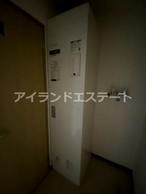 【その他】シャンテ三宿 ペット相談可 バストイレ別 室内洗濯機置場