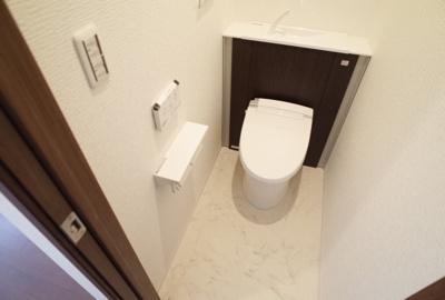 【トイレ】カーサ芦屋春日町