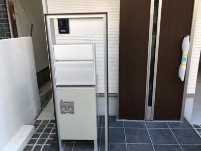 神戸市兵庫区大開通10丁目 新築一戸建て 同一仕様の施工例写真です。実際とは異なります。