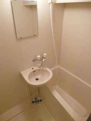 【浴室】スカイコート志村坂上