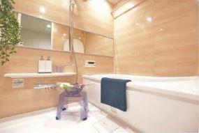 【浴室】パークシティ検見川浜東の街