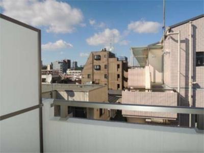 【展望】スカイコート品川東大井
