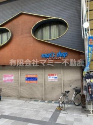 【外観】万松寺通住付貸店舗・事務所H