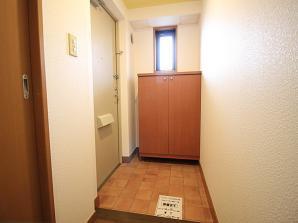 【玄関】フィオーレⅡ