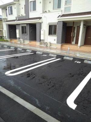 【駐車場】フリーデ・喜楽Ⅱ
