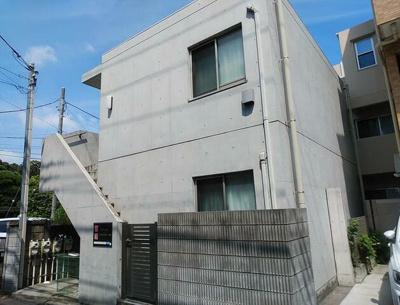 【外観】鹿島田メゾンA棟