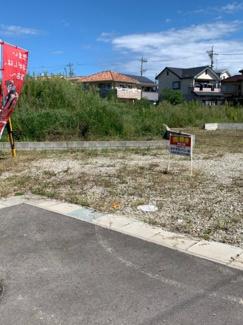 ■A区画 3台駐車可能です■平坦地。敷地面積約65.9坪。建築条件なし売地なのでご希望のハウスメーカーでの建築が可能です!