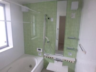【浴室】アマヤハイツ田島