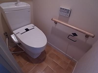 【トイレ】レジデンス向陽